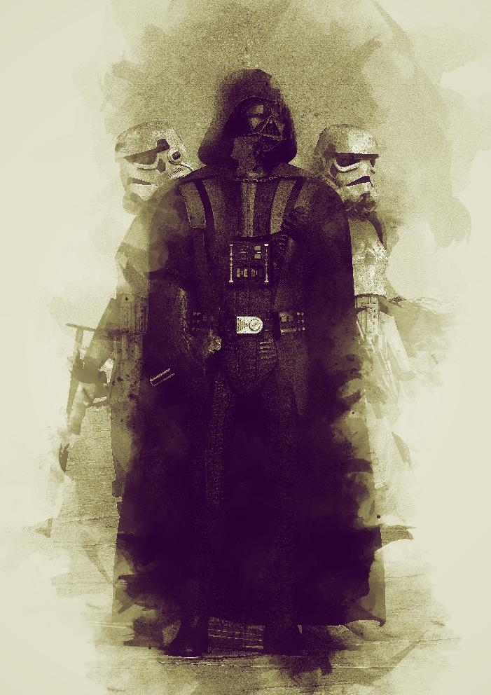 Star Wars Dark Vador Poster Stormtrooper Telechargement Immediat Imprimable Star Wars Poster Star Wars Dark Vador Telechargement Star Wars Art Print Dark Side Star Wars Star Wars Art