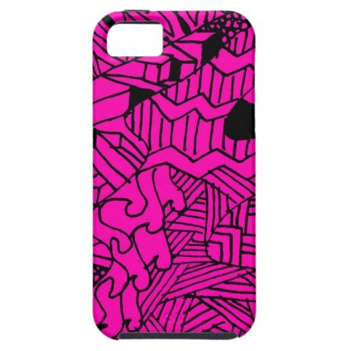 #Doodle Phone Case iPhone 5/5S Cases #iPhoneCases #PhoneCases #DoodlePatterns #zentangle