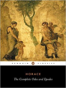 Odes by Horace, 65-8 BC
