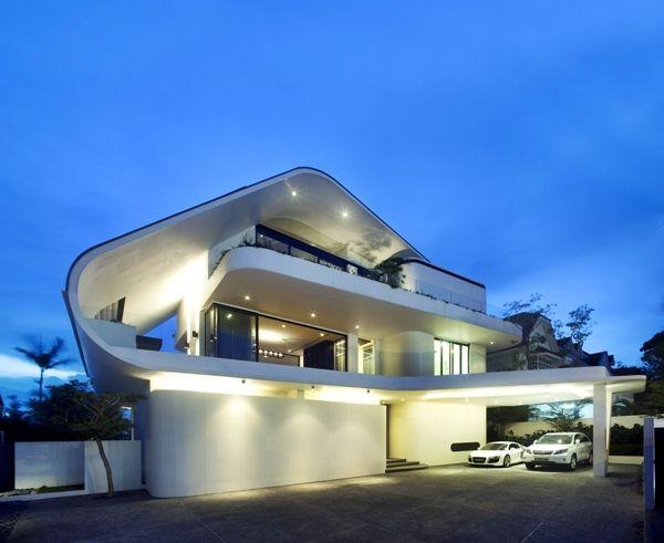 Superb Contemporary Luxury Homes (18 Photos)   99home.net   8940