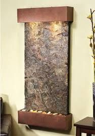 Image Result For Plexi Vertical Water Feature Wall Fountain