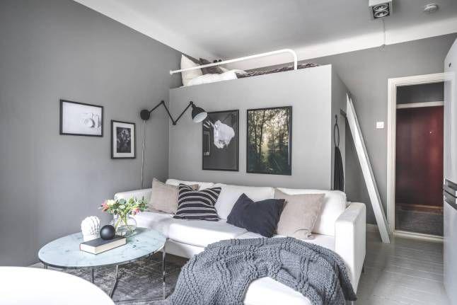 Comment optimiser et d corer son studio studio decor studio et maison - Decorer son studio ...