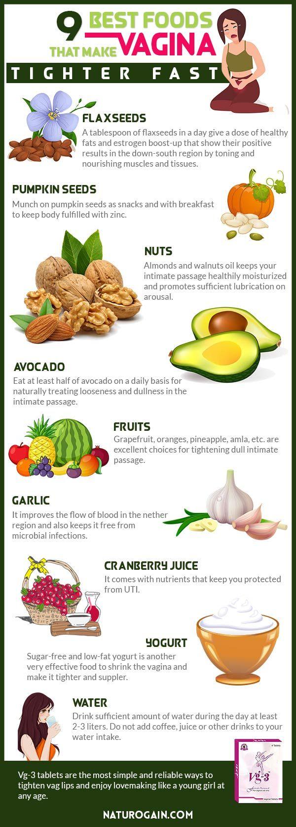 Fruits for feminine health