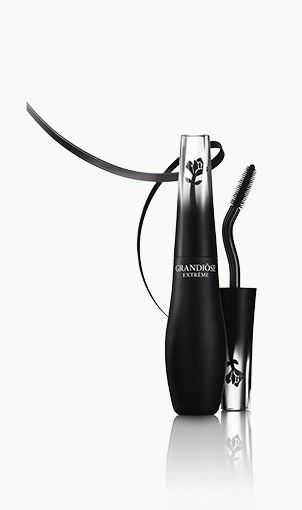 Lancôme's most extreme mascara yet. Exceptional volume, remarkable length & maximum lift.  The Swan Neck Wand was made to provide exceptional length, lift, and volume to all lashes. The ergonomic curve of the wand allows for precise & effortless appplication of every lash root to tip.  Now get the same ergonomic application, but even more extreme volume. The high charge brush has dual bristles to load on maximum formula, and a new color-boosting polymer gives darker, blacker lashes.