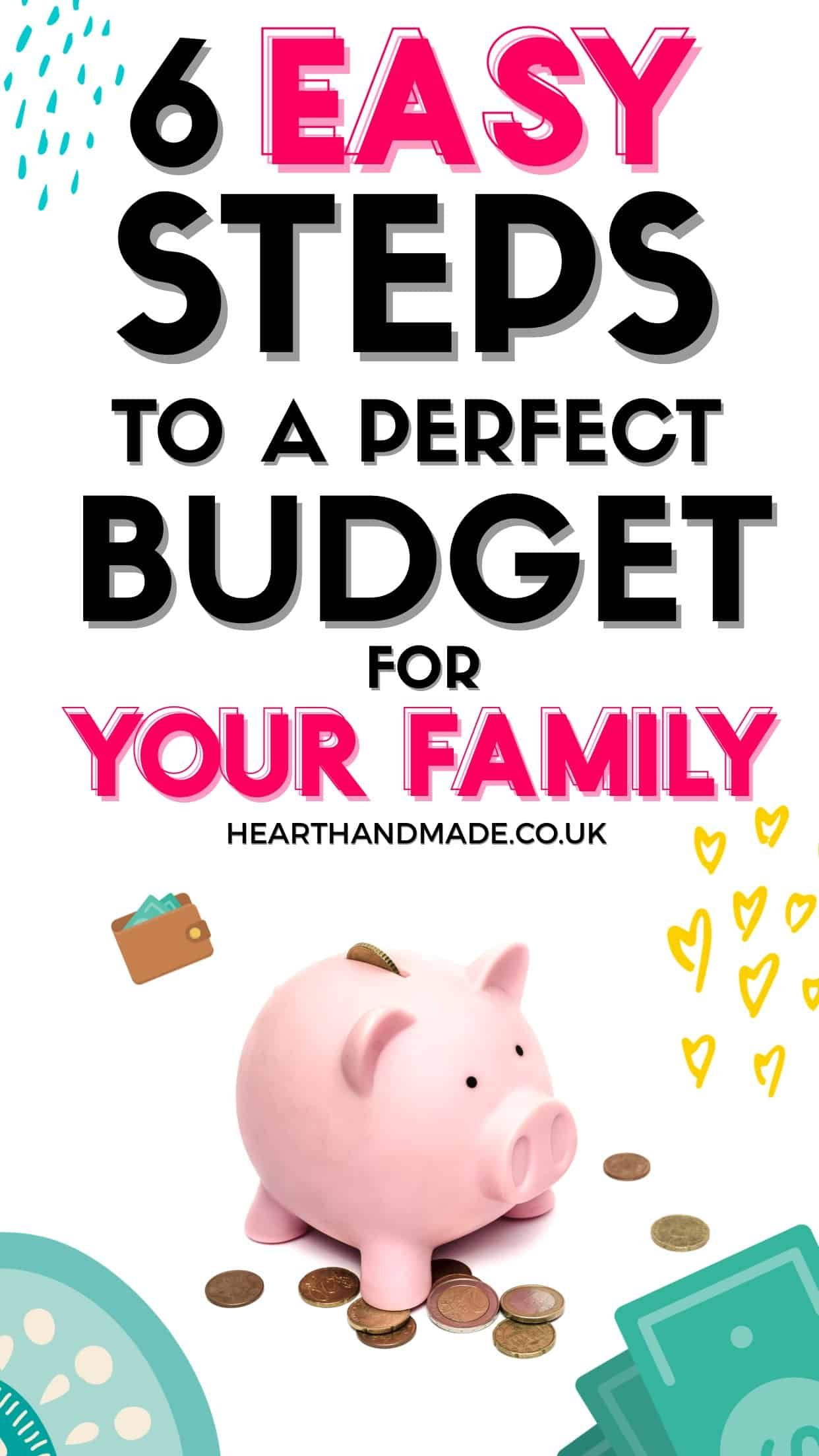 How To Start A Budget The Easiest Way Possible