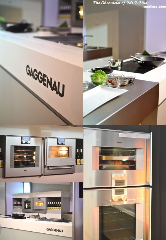 Able Appliances is an authorized centre of Gaggenau and De Dietrich ...