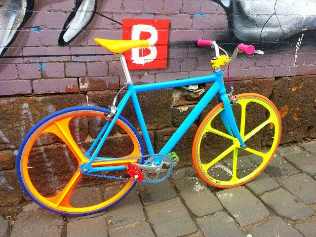 Pimped Out Fixies 17 Of The Very Best Bike Urban Bike Fixie