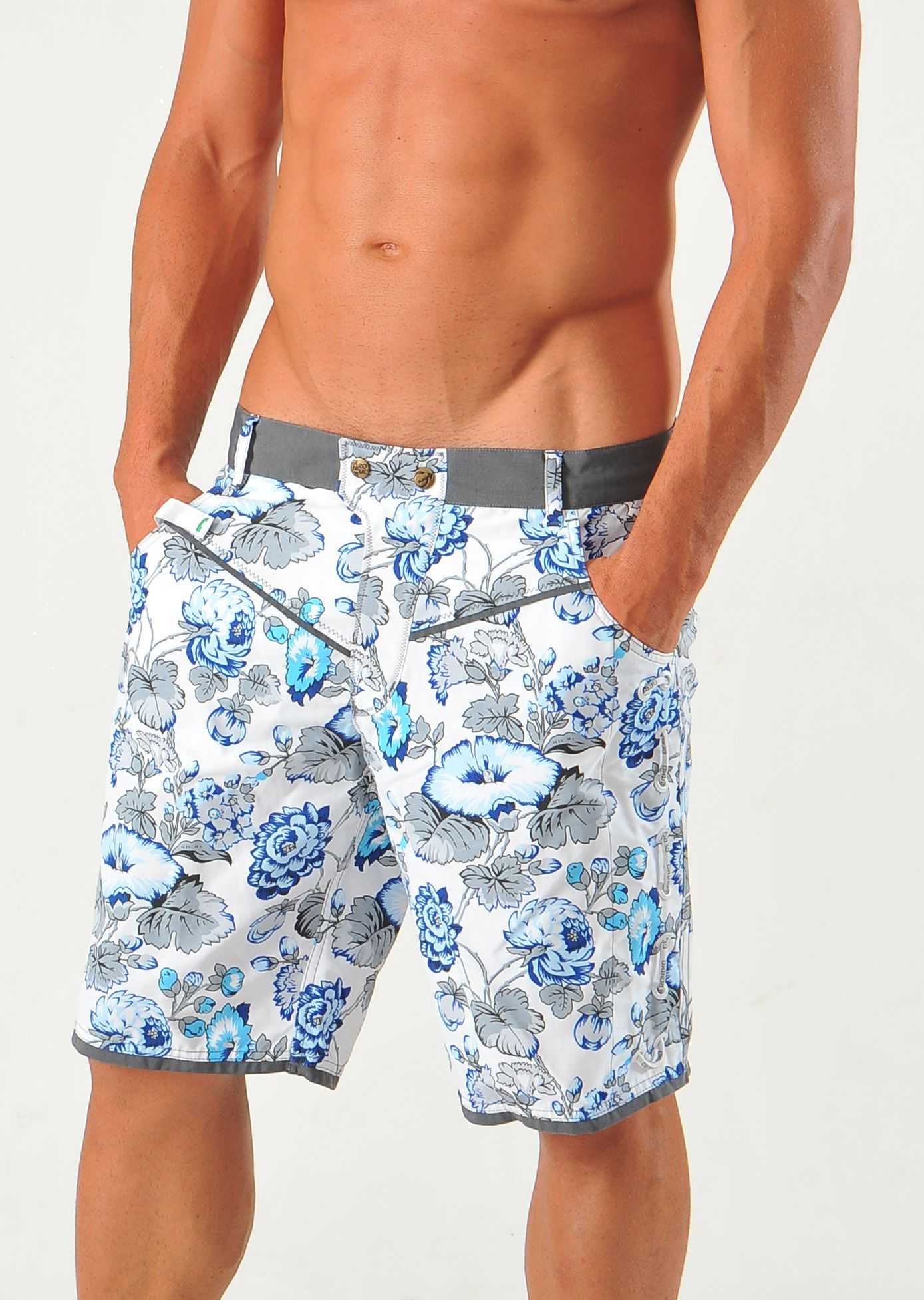 bda2ed87fe Geronimo G-Short. Sexy low-rise Board Shorts   Geronimo Swimwear ...