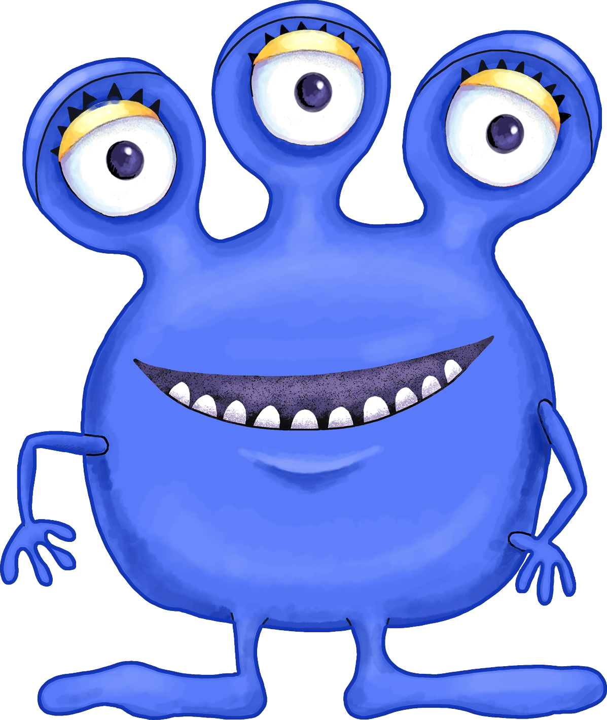 your free art cute blue purple and green cartoon alien monsters rh pinterest com clip art alignment clip art valentine hearts