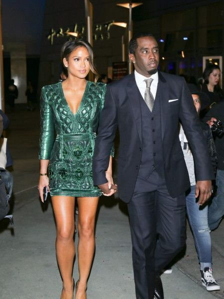 Hot Or Hmm Cassie Ventura S The Perfect Match Hollywood