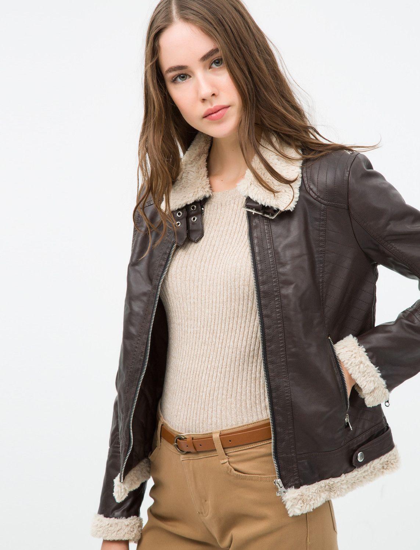 Koton Bayan Deri Ceket Modelleri Deri Ceket Moda Stilleri Moda