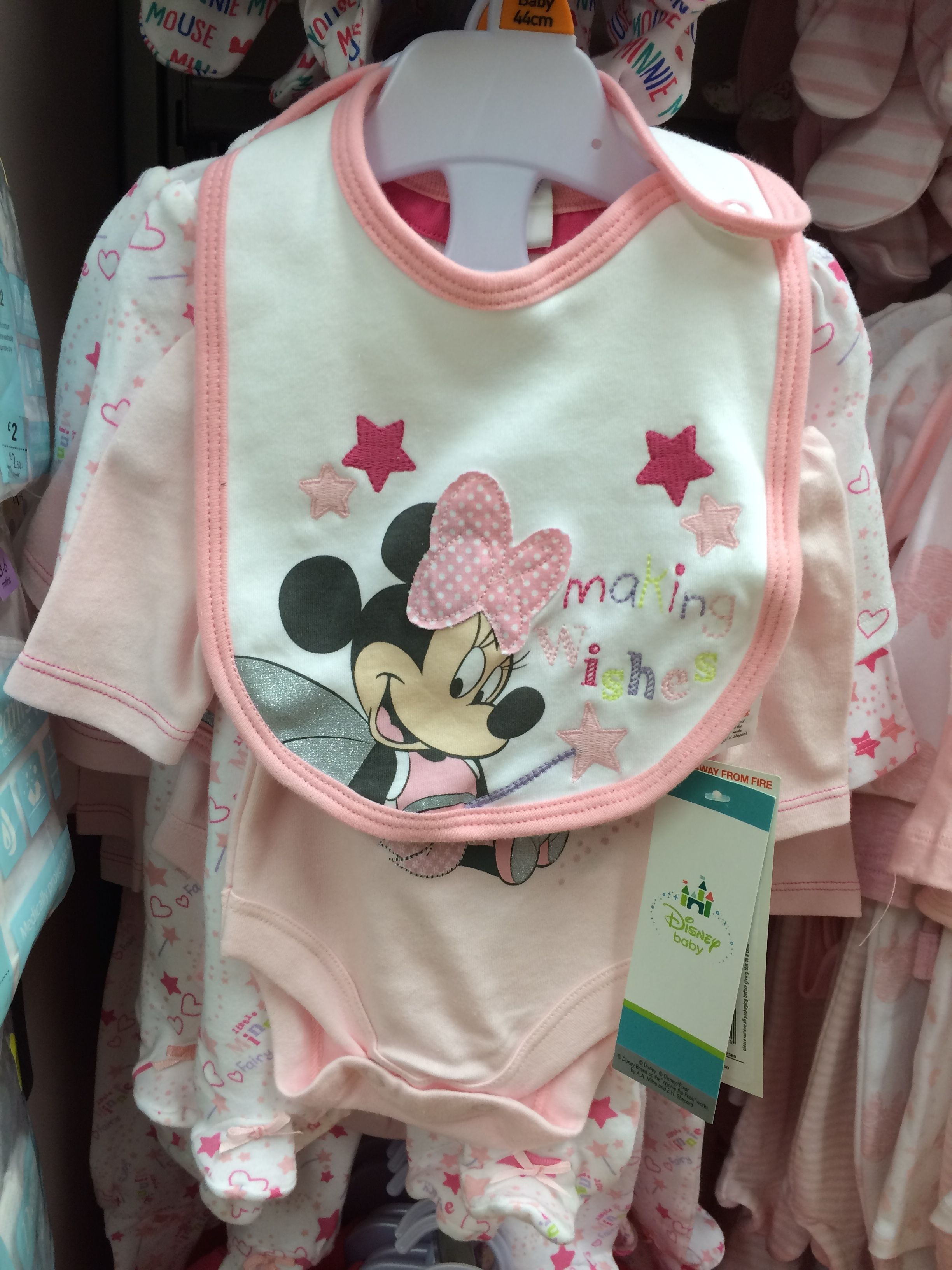 Tesco Baby Ss16 Baby Girl Clothes Baby Girl Outfits