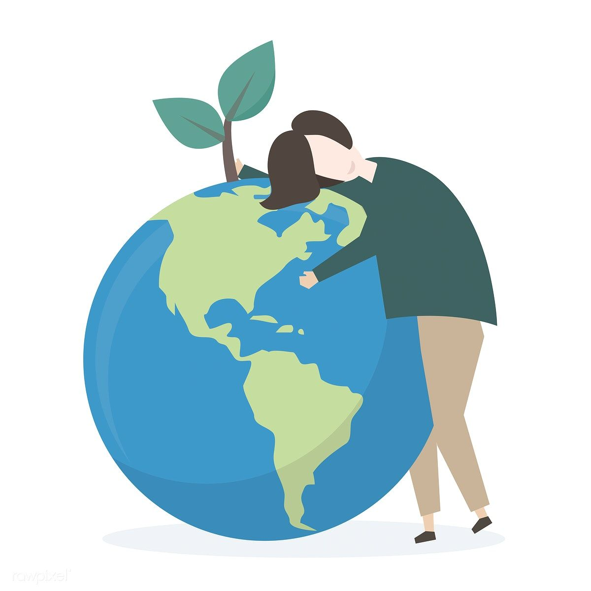 Environmental Conservation And Protection Of Our World Free Image By Rawpixel Com Environmental Conservation Conservation Illustration