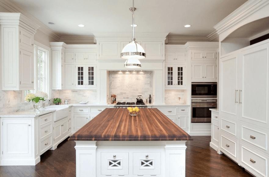Weiße Küche Insel Dies ist die neueste Informationen auf die Küche ...