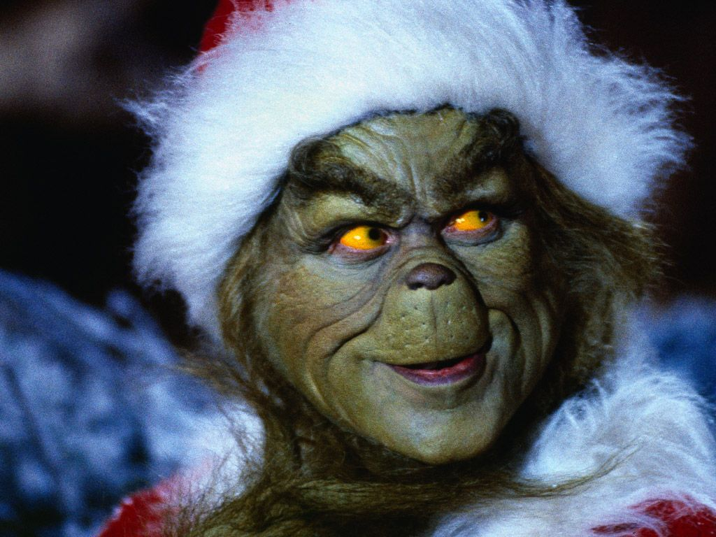 pictures of grinch | Jim Carrey The Grinch | Grinch stole christmas, Grinch,  The grinch movie