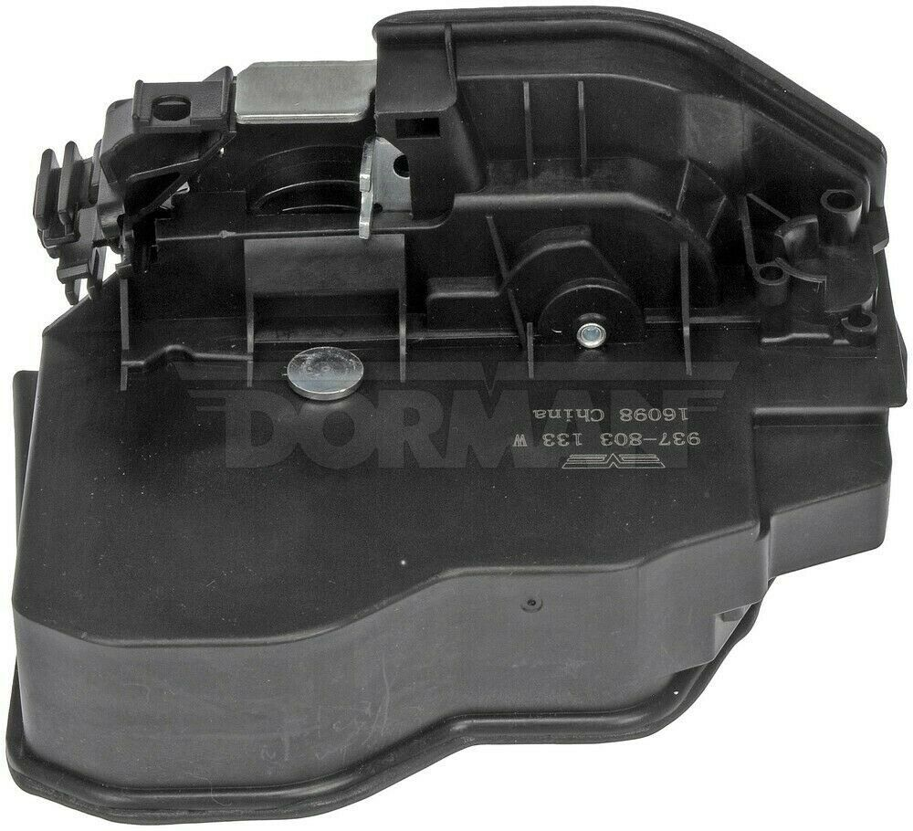 New Door Lock Actuator Motor Front Left Or Right For Bmw 120i 2005 2019 937803 Dorman In 2020 Actuator Door Locks Dorman