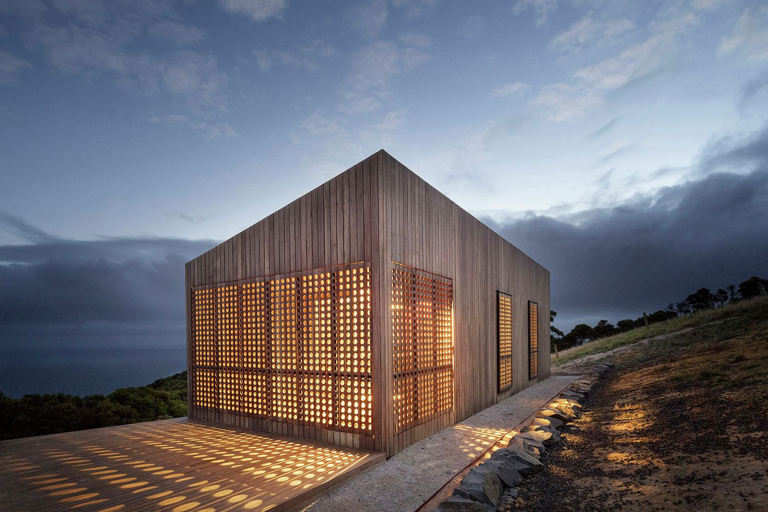 Gallery Of Micro Architecture 40 Big Ideas For Small Cabins 26 In 2020 Architecture House Designs Exterior Exterior Design