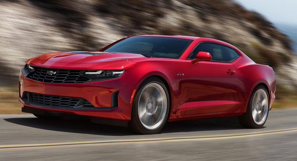 2021 Chevrolet Camaro Getting Minor Updates, Here's What
