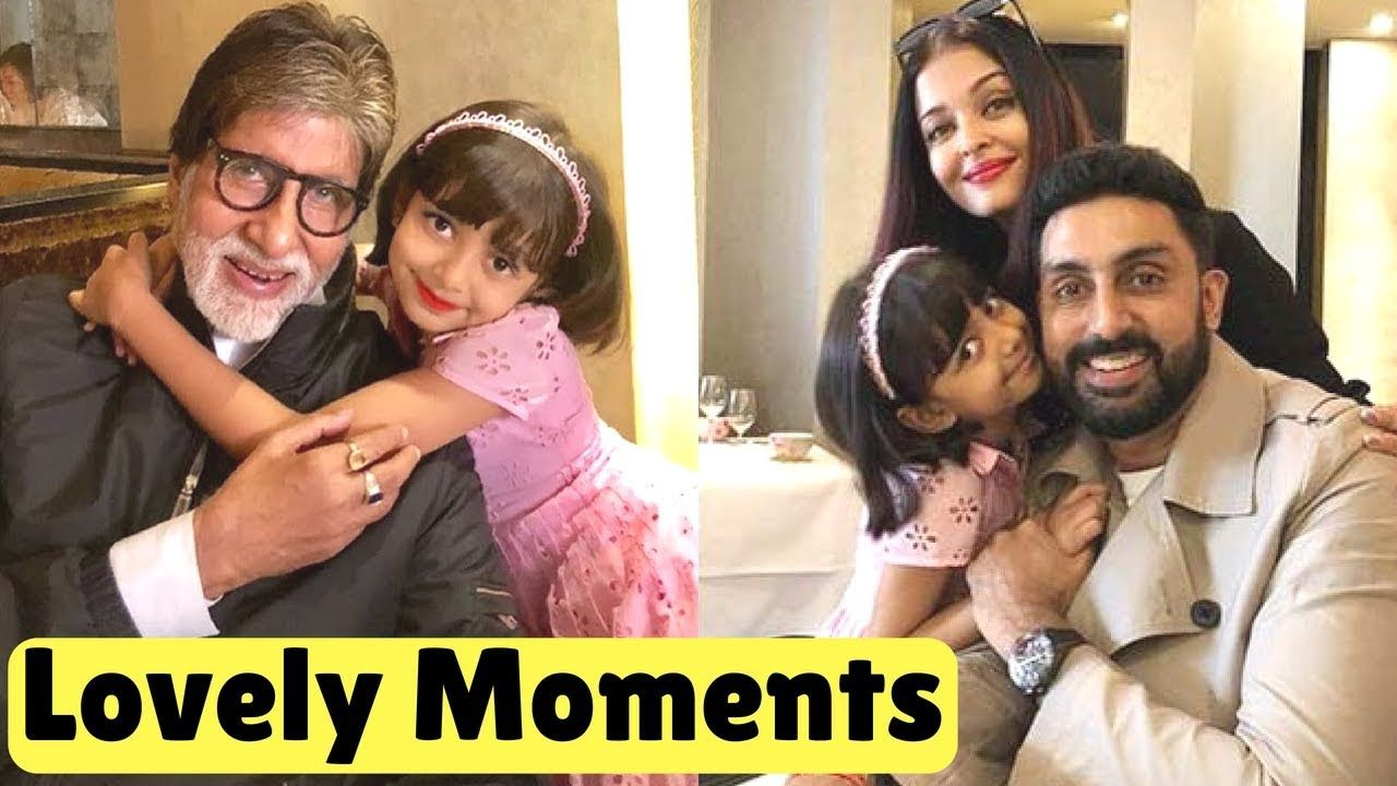 Aishwarya Rai S Daughter Aaradhya Bachchan Lovely Moment With