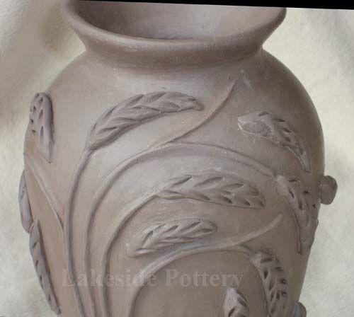 Making Tall Vase Pic Tutorial Vases Pinterest Clay Vase Tall