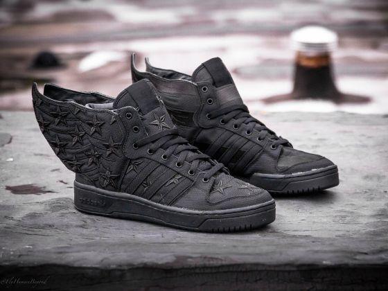 adidas JS Wings asaprocky 2.0 asaprocky Wings JeremyScott Sneakers OMG Shoes 2bd712