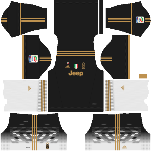 cheap for discount ae3cc 08708 Juventus 2018-2019 Kit & Logo - Dream League Soccer ...
