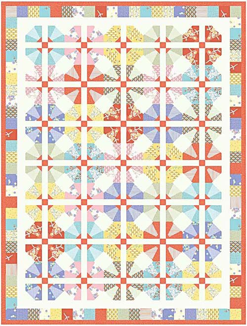 Old Quilt Patterns | for this free quilt pattern was inspired by ... : old city quilts - Adamdwight.com