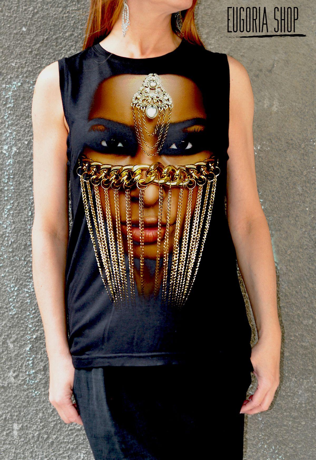 Shirt design unique - New Spring Summer Arabian Tshirt Fashion Woman Black T Shirt Unique Design