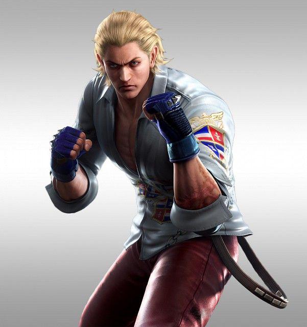 Tekken Exclusive Steve Fox Minitokyo Video Game Genre Steve Street Fighter Tekken