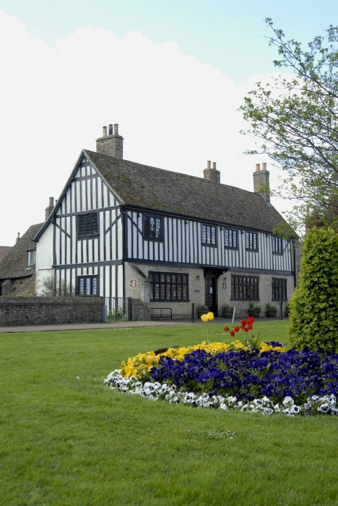 Oliver Cromwell\'s house in Ely, Cambridgeshire, UK | Oliver Cromwell ...