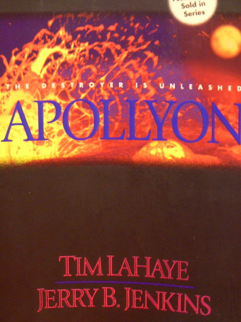 Apollyon  #5 In Left Behind Series By Tim Lahaye And Jerry B Jenkins