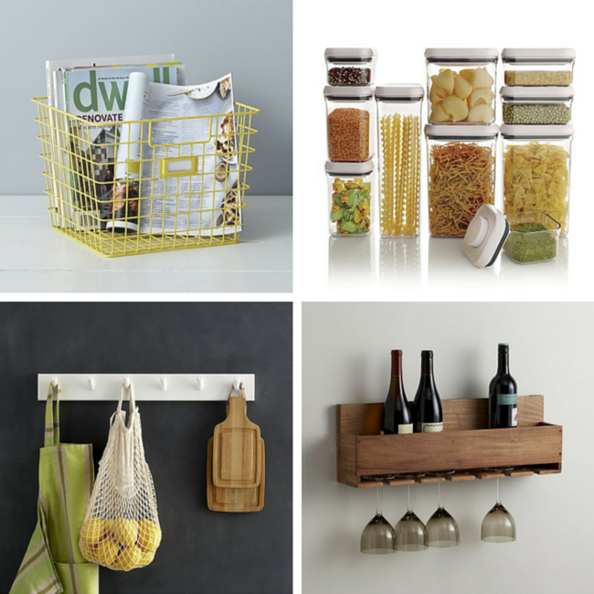 A Wedding Gift Registry with Crate and Barrel Wedding