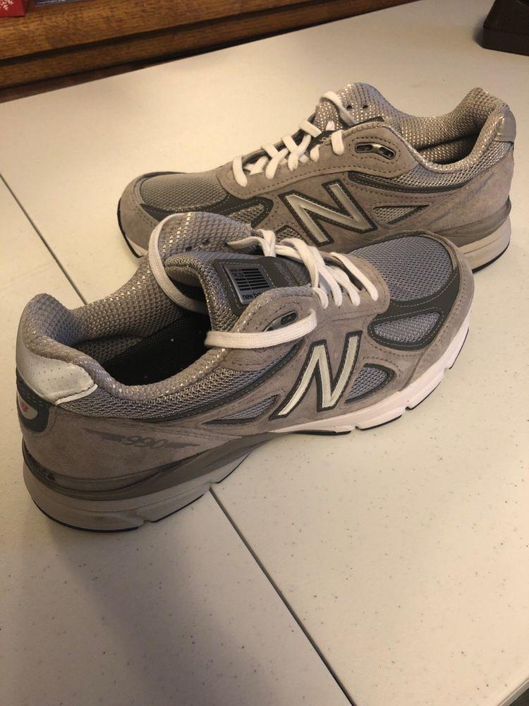 huge selection of 54fed c69b7 New Balance 990 V4 Men's Shoes Size 8 #fashion #clothing ...