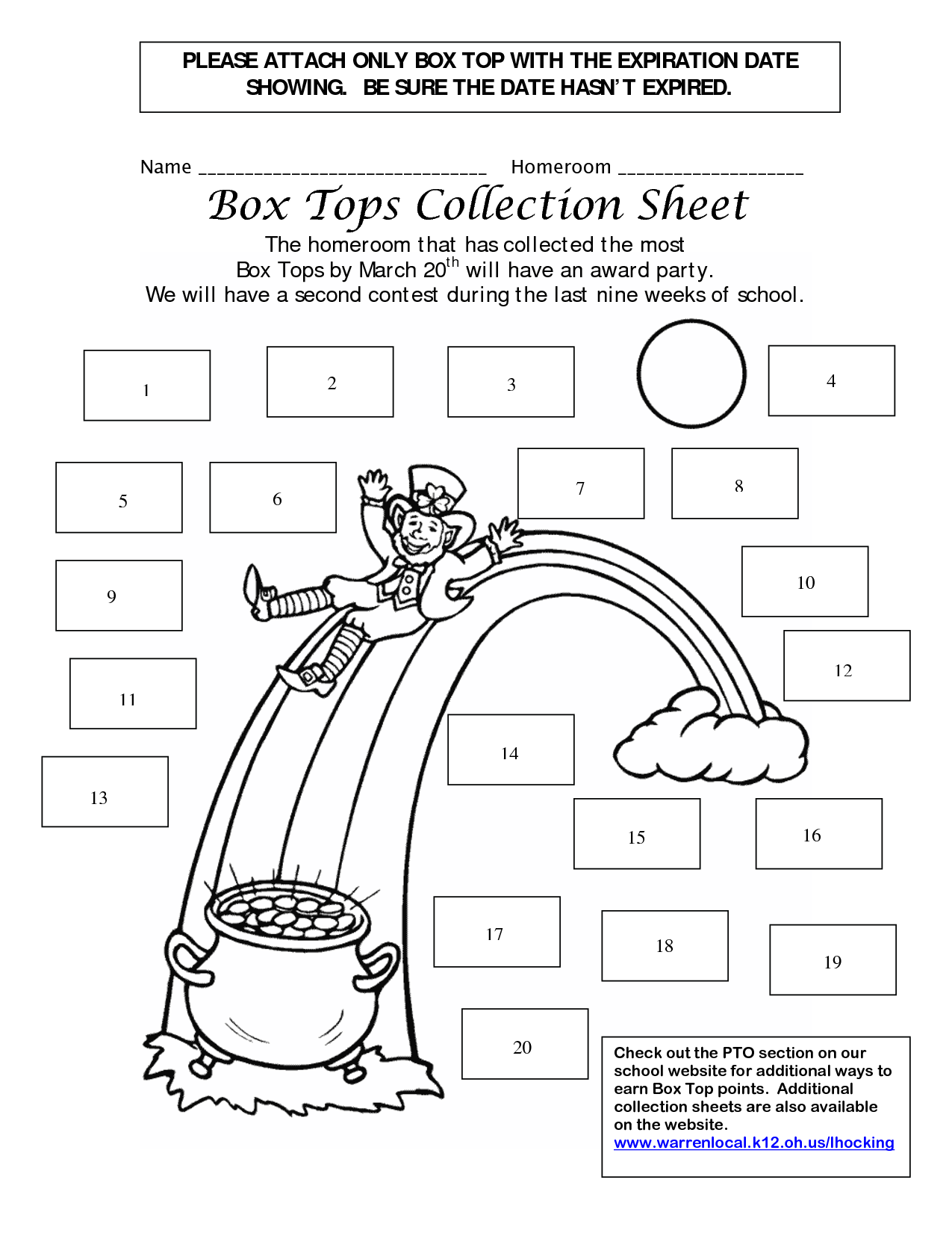 Insane image with regard to printable box top collection sheets