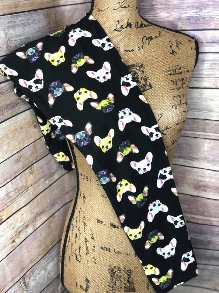 Pin by Dog Lover on Frenchie Custom leggings, Frenchie
