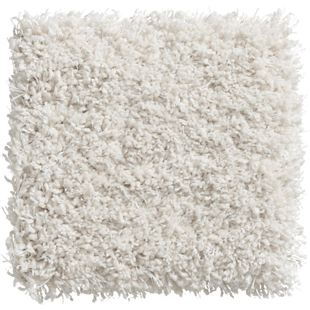 """Memphis White 12"""" sq. Rug Swatch - Crate and Barrel"""