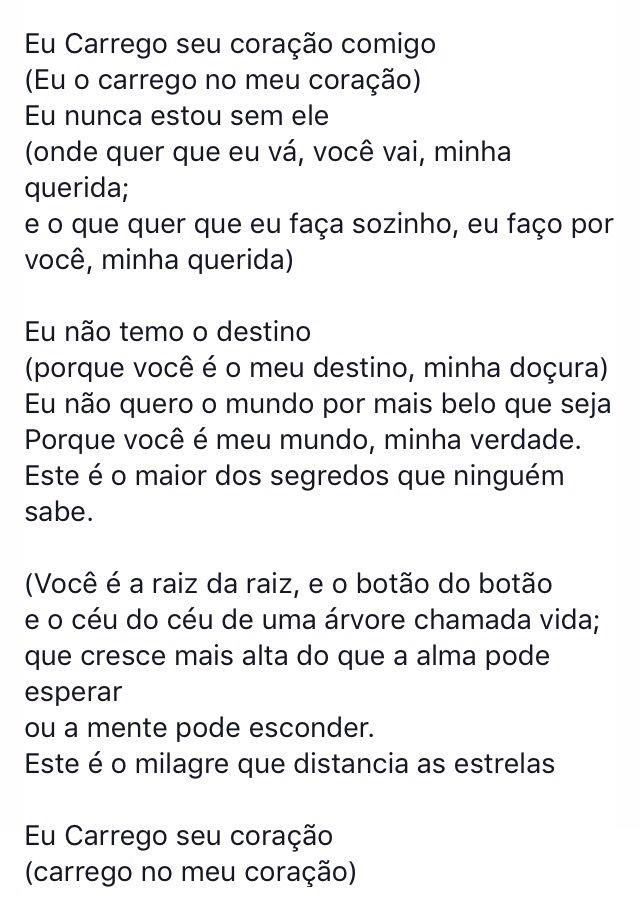 Pin Em Poemas E Versos