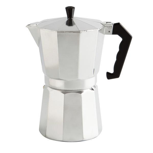 Italian Coffee Pot Quid Aluminium - 9 Cups