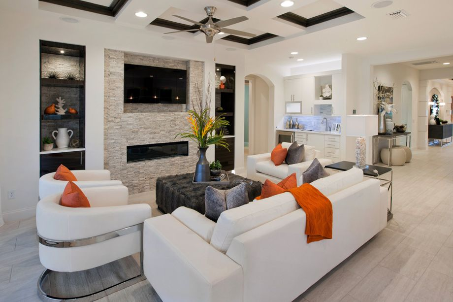 stylist and luxury home and garden show orlando. Orlando FL new homes for sale by Toll Brothers  Royal Cypress Preserve offers 13 home designs with luxurious options features at Family Rooms