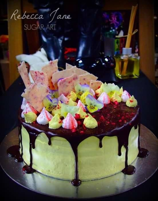 Image result for janes drip cake
