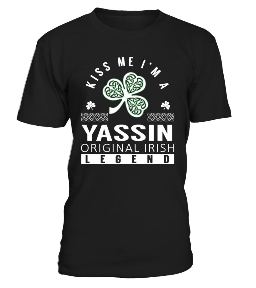 YASSIN Original Irish Legend