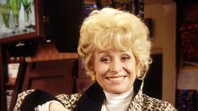 P Barbara Windsor S Version Of Peggy Mitchell Joined The Show In