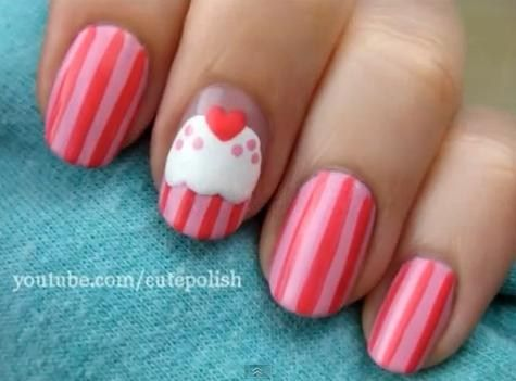 Happy Cake Nails!