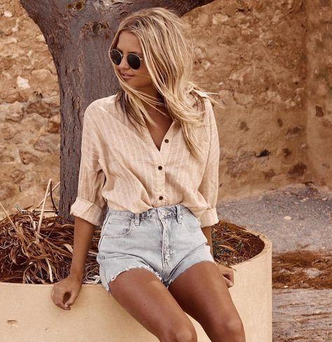 Photo of Tous les conseils pour bien porter un short en jean à 40 ans et comment le port…