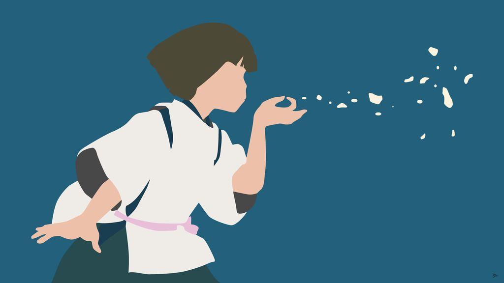 Pin by Shiro Akuma on Anime wallpaper | Minimalist ...