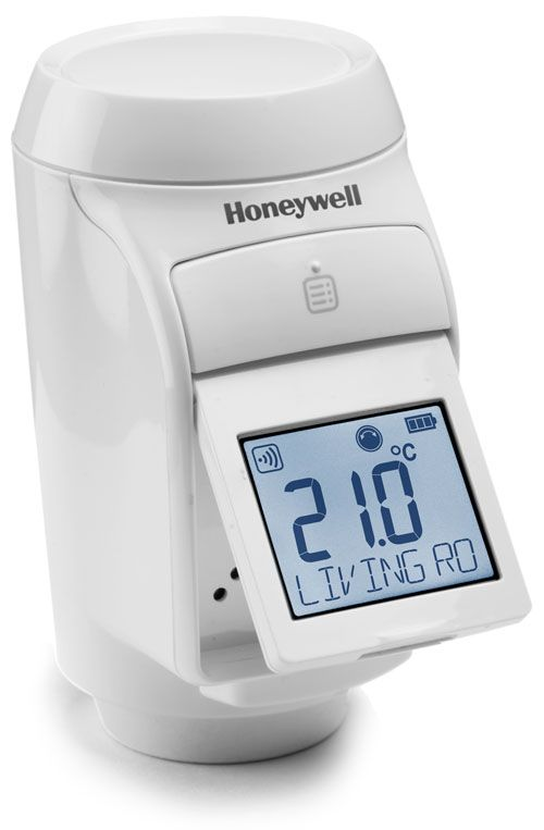 Honeywell Reveal New Evohome Smartphone Controlled Zoned Heating