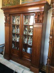 Bücherregal, XIX Jahrhundert