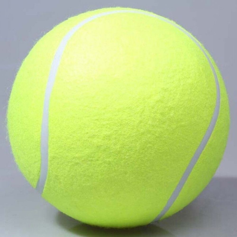 Large Sturdy Dog Tennis Ball Tennis Balls For Dogs Pet Toys Dog Toys