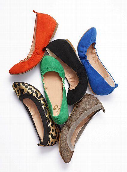 Flexible-sole Ballet Flat - Colin Stuart® - Victoria's Secret