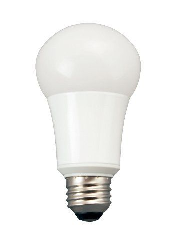Tcp Lao1027kd Led A19 60 Watt Equivalent 10w Soft White 2700k